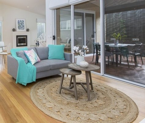 nest of tables mornington home staging